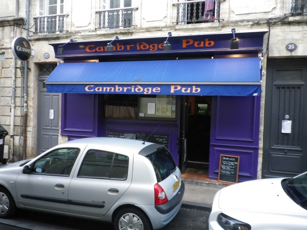 Cambridge Arms Bordeaux