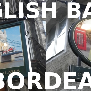 English bars in Bordeaux (also featuring Irishpubs)