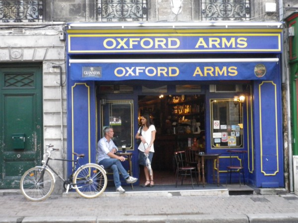 Oxford Arms Bordeaux