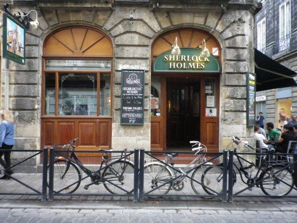 Sherlock Holmes Bordeaux