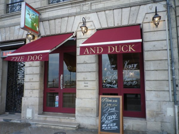 The Dog and Duck Bordeux