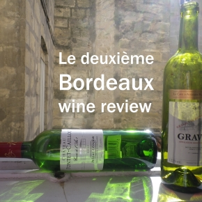 Bordeaux wine review #2