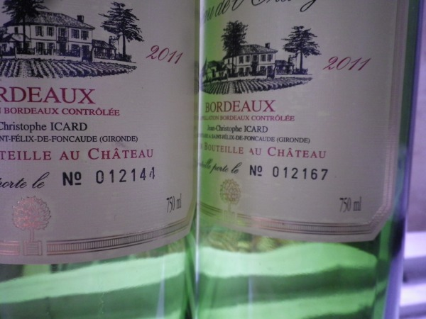 €4 bordeaux wine