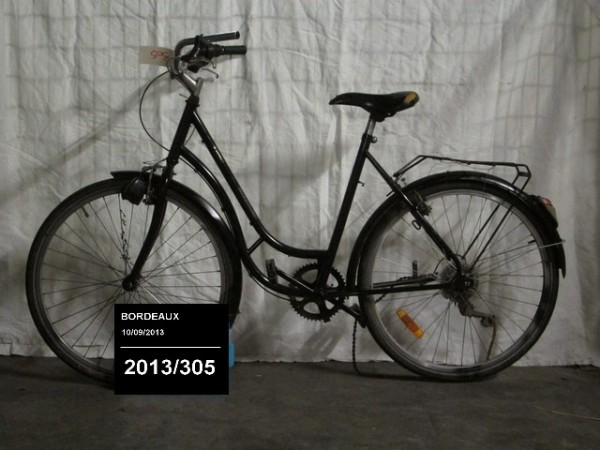 Stolen Bike Bordeaux