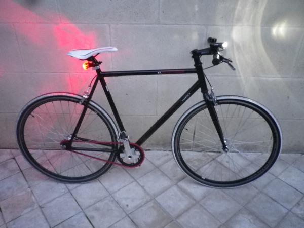 KS cycling fixed speed