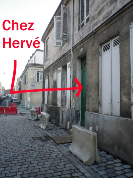 chez herve where to get a bike fixed in bordeaux