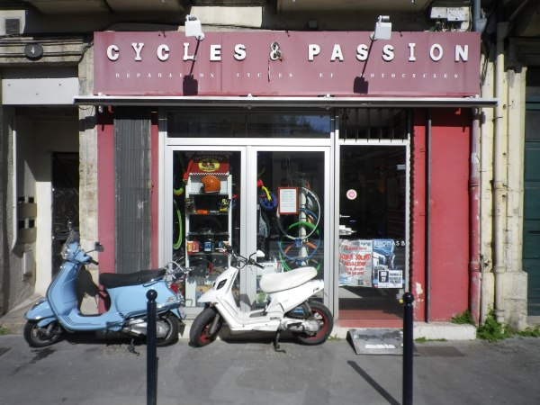 Cycles et Passion Bordeaux