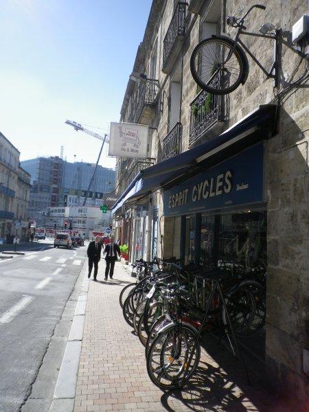 Esprit cyles Bordeaux