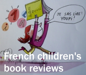 French children's book reviews for adult language learners