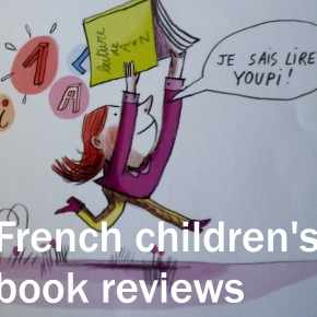 French children's book reviews for adult languagelearners