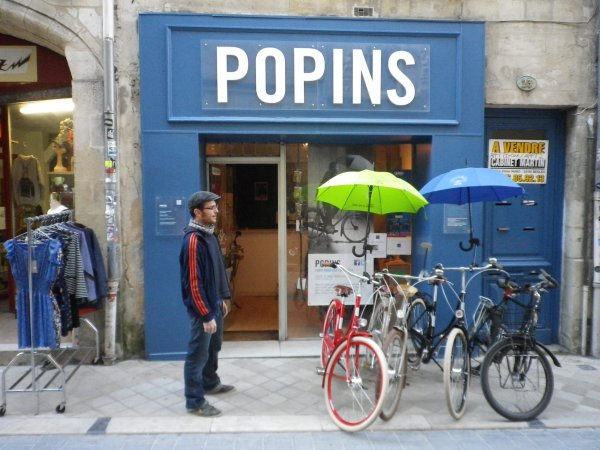 Popins boutique  Bordeaux