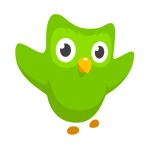Duolingo new logo