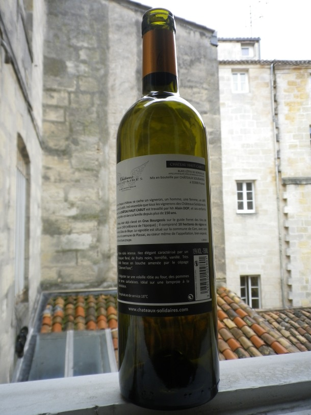 15 percent bordeaux wine
