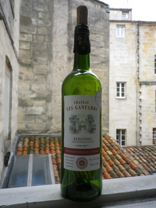 chateau les granfrads 2012 bergerac