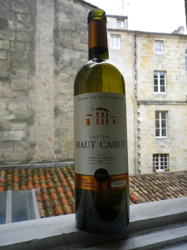 Château Haut Cabut 2009 Côtes de Blaye
