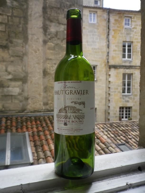 Château Haut Gravier 2009 Côtes de Bourg