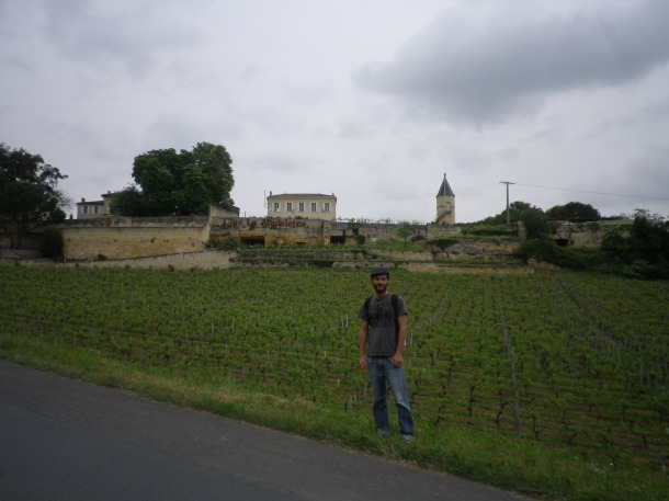 Christopher Gj Cooley in Saint-Émilion