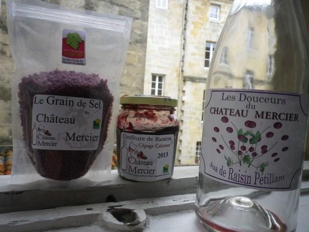 Produits du chateau mercier (2)