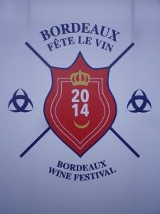 Bodreaux feter le vin 2014