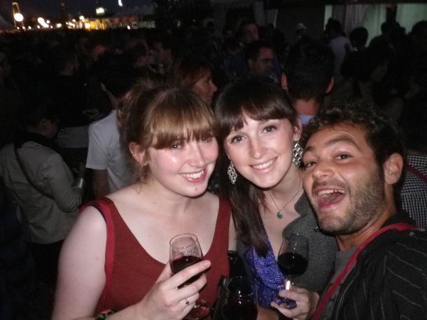 bordeaux fete le vin drunk crunk