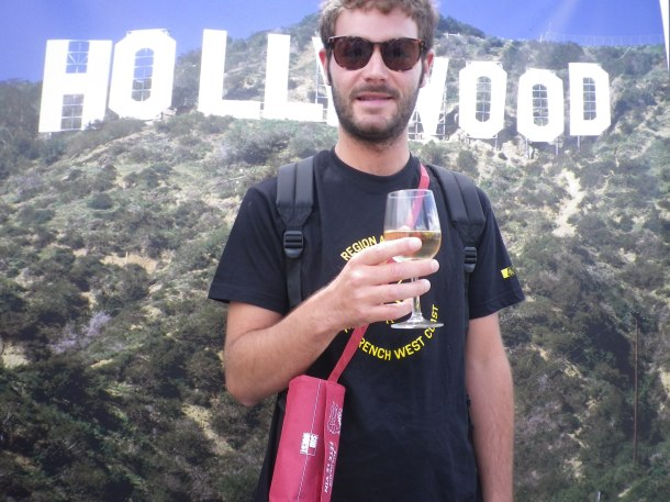 Christopher Gj Cooley in Hollywood