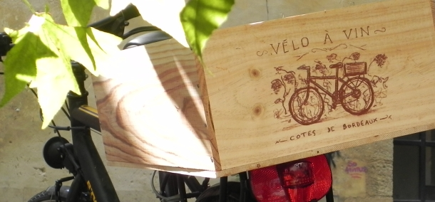 wine bike box