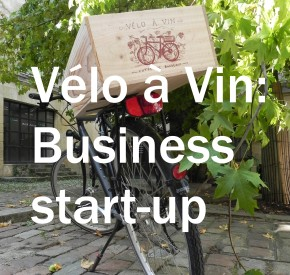Idea for business start-up: marketing wine to cyclists