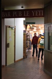 bar pub le yeti au corbier
