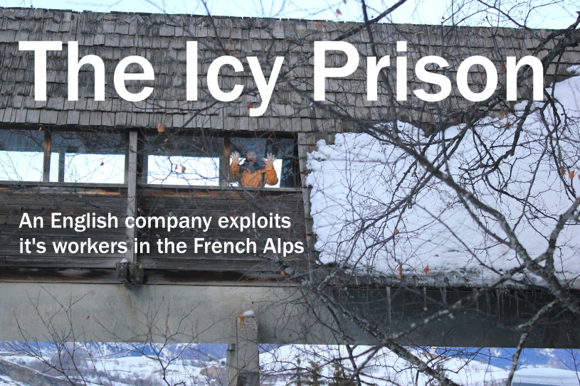 Icy Prison Header