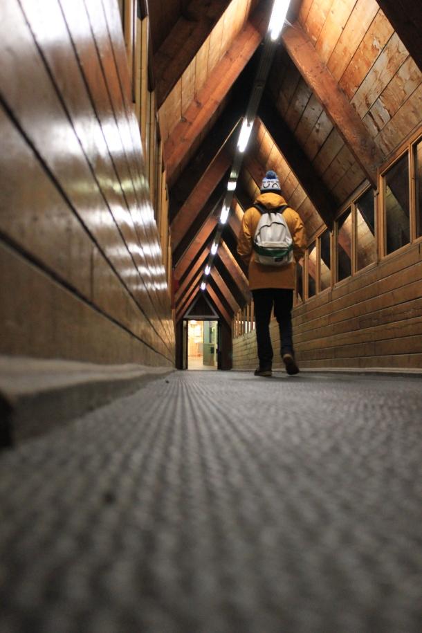 le couloir de corbier