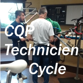 The CQP cycle technicien formation